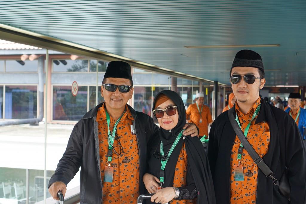 Perjalanan dari Bandara Soekarno Hatta