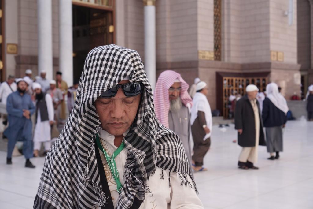 Ayah disini benar-benar seperti orang Timur Tengah